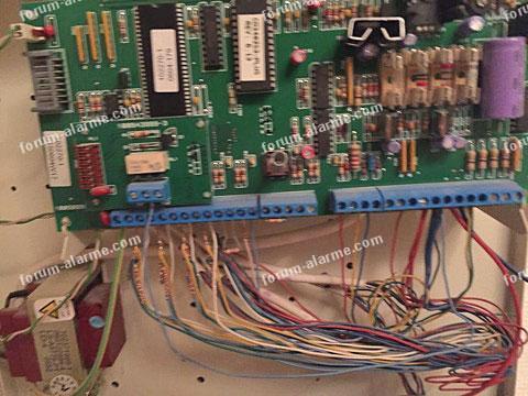 Carte alarme Aritech CD3402S3 Plus