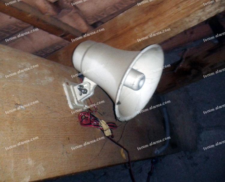 ajouter sirenes sur centrale d alarme filaire 03