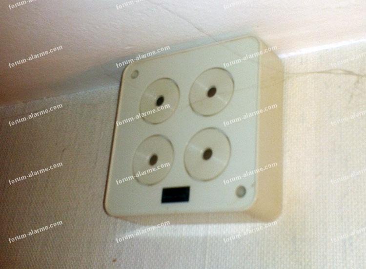 ajouter sirenes sur centrale d alarme filaire 04