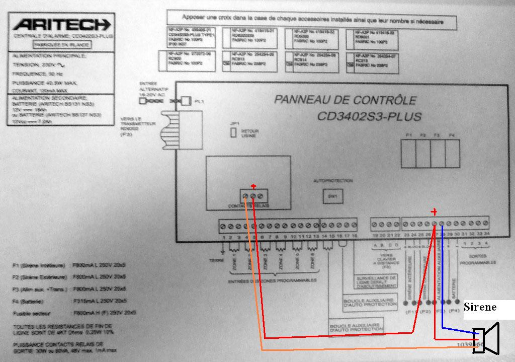 forum alarme conseils pour r installer une alarme apr s un d m nagement. Black Bedroom Furniture Sets. Home Design Ideas