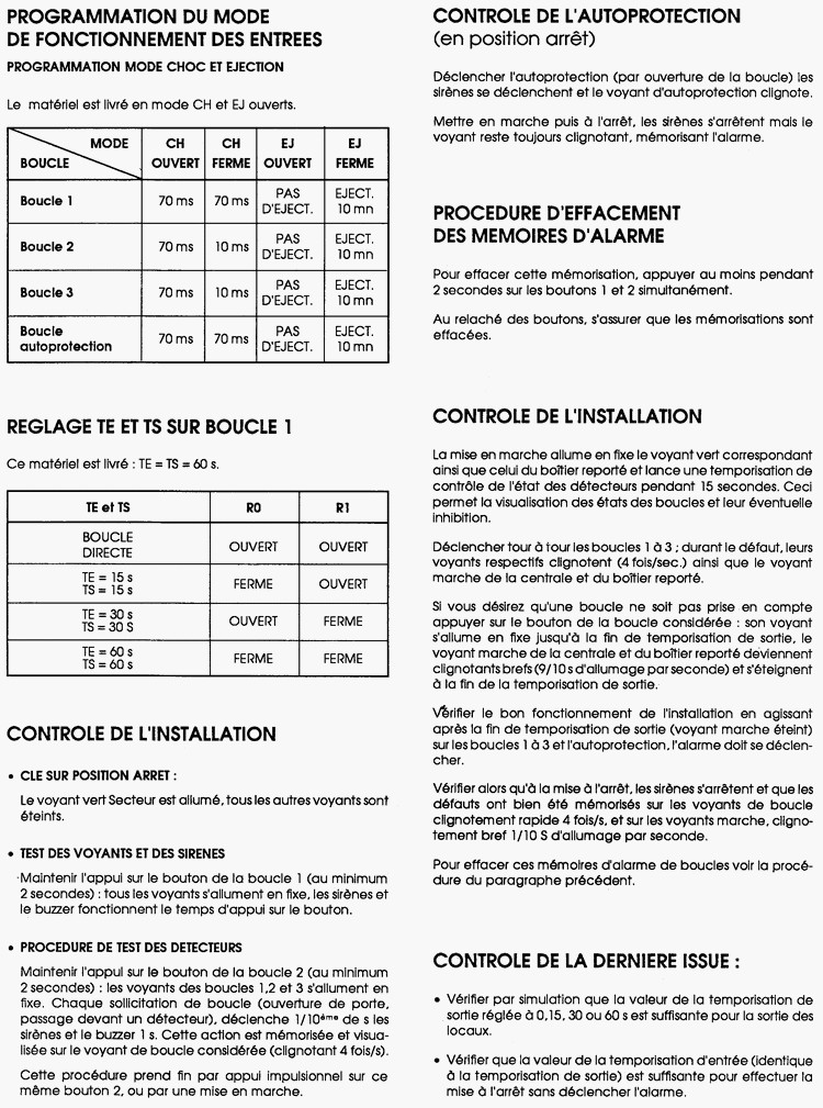 notice alarme topasic 3g page 3