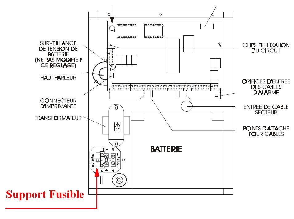 Comment d brancher une alarme fichet f135 questions - Mettre une alarme ...